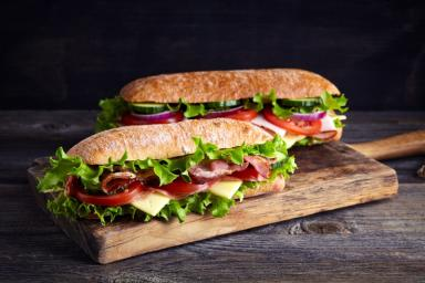 Sandwicherie à Louviers